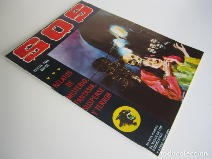 Tebeos: SOS (1980, VALENCIANA) 11 · 7-III-1981 · S O S - Foto 3 - 184842147