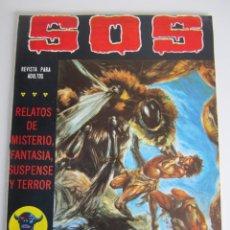 Tebeos: SOS (1980, VALENCIANA) 23 · 12-IX-1981 · S O S. Lote 184844485