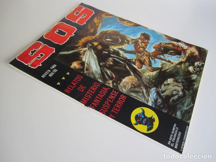 Tebeos: SOS (1980, VALENCIANA) 23 · 12-IX-1981 · S O S - Foto 3 - 184844485