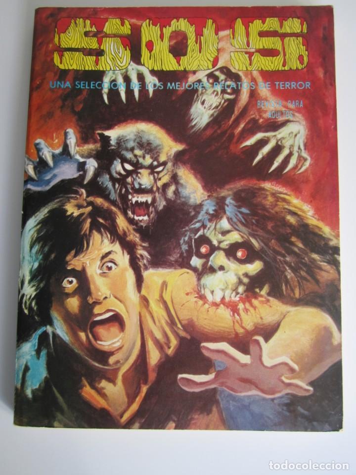 SOS (1980, VALENCIANA) 4 · 26 - 39 - 40 ( RETAPADO) 29-XI-1980 · S O S (Tebeos y Comics - Valenciana - S.O.S)