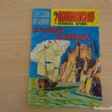 Tebeos: EL AGUILUCHO NÚM. 40 VALENCIANA. Lote 184878396