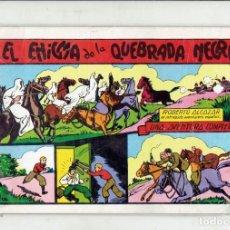 Tebeos: ROBERTO ALCAZAR Y PEDRIN EN EL ENIGMA DE LA QUEBRADA NEGRA N,16 1981. Lote 185673785