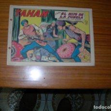 Tebeos: EL HIJO DE LA JUNGLA Nº 16 EDITA VALENCIANA . Lote 185731932