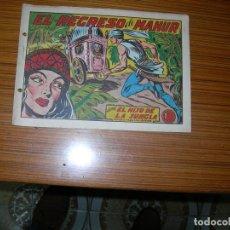 Tebeos: EL HIJO DE LA JUNGLA Nº 11 EDITA VALENCIANA . Lote 185732393