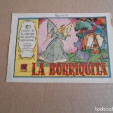 Tebeos: PUBLICIDAD DE TEBEOS AÑOS 50-60 DE EDITORIAL VALENCIANA. Lote 185737280