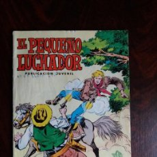 Tebeos: EL PEQUEÑO LUCHADOR. Nº 6. 1977.. Lote 185881685