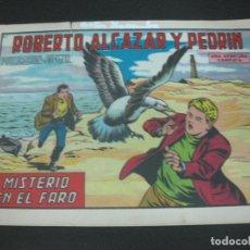 Tebeos: ROBERTO ALCAZAR Y PEDRIN, Nº 1035. MISTERIO EN EL FARO. EDITORIAL VALENCIANA 1972. Lote 185977015