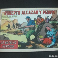 Tebeos: ROBERTO ALCAZAR Y PEDRIN, Nº 1057. LA BOTELLA PERDIDA. EDITORIAL VALENCIANA 1972. Lote 185977070