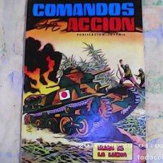 Tebeos: COMICS DE COMANDOS EN ACCION EN DURA ES LA LUCHA Nº25. Lote 186079928