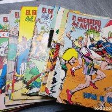 Tebeos: COMICS GUERRERO DEL ANTIFAZ LOTE 25 NO REPETIDOS . Lote 186093547