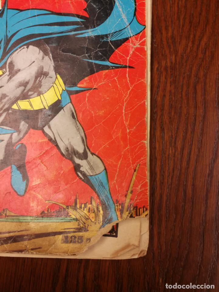 Tebeos: BATMAN (BAT MAN) EDITORIAL VALENCIANA - 1976 - FORMATO GIGANTE - Foto 3 - 186100833