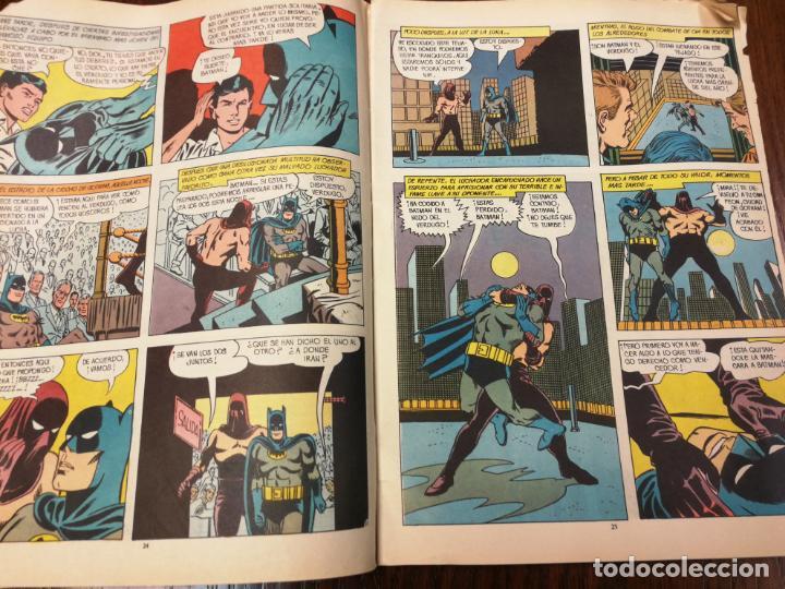Tebeos: BATMAN (BAT MAN) EDITORIAL VALENCIANA - 1976 - FORMATO GIGANTE - Foto 6 - 186100833