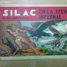 Tebeos: SILAC EL HOMBRE LEON Nº 2 - VALENCIANA -T. Lote 186141273