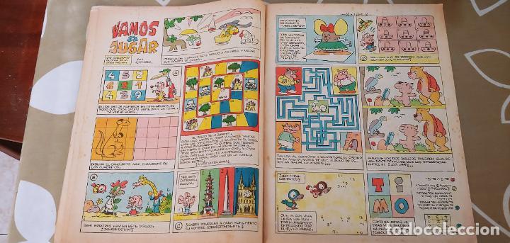 Tebeos: Lote de 83 números de la revista Pumby entre 671 y 974 Editorial Valenciana con Extras y Almanaque - Foto 33 - 186148720