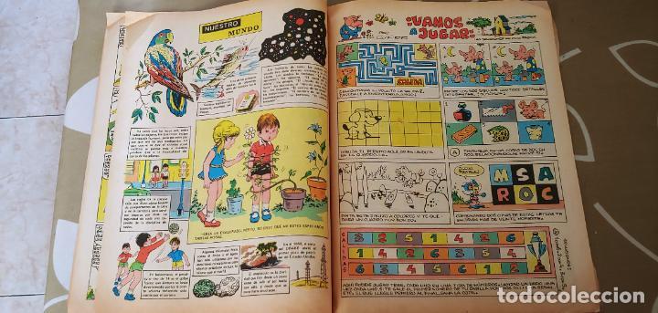 Tebeos: Lote de 83 números de la revista Pumby entre 671 y 974 Editorial Valenciana con Extras y Almanaque - Foto 45 - 186148720