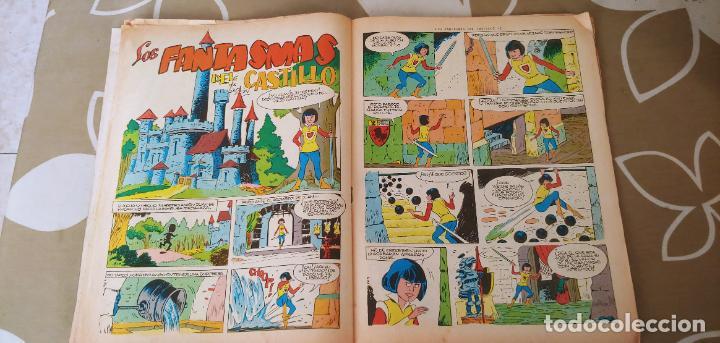 Tebeos: Lote de 83 números de la revista Pumby entre 671 y 974 Editorial Valenciana con Extras y Almanaque - Foto 55 - 186148720