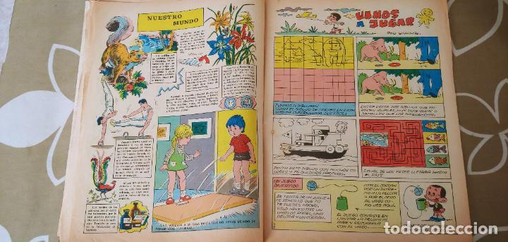 Tebeos: Lote de 83 números de la revista Pumby entre 671 y 974 Editorial Valenciana con Extras y Almanaque - Foto 57 - 186148720