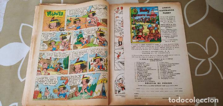 Tebeos: Lote de 83 números de la revista Pumby entre 671 y 974 Editorial Valenciana con Extras y Almanaque - Foto 59 - 186148720