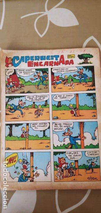 Tebeos: Lote de 83 números de la revista Pumby entre 671 y 974 Editorial Valenciana con Extras y Almanaque - Foto 71 - 186148720