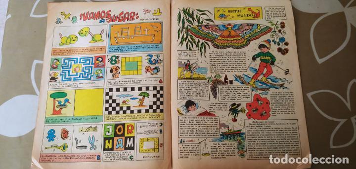 Tebeos: Lote de 83 números de la revista Pumby entre 671 y 974 Editorial Valenciana con Extras y Almanaque - Foto 82 - 186148720