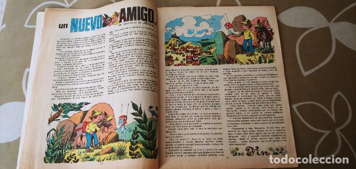 Tebeos: Lote de 83 números de la revista Pumby entre 671 y 974 Editorial Valenciana con Extras y Almanaque - Foto 96 - 186148720