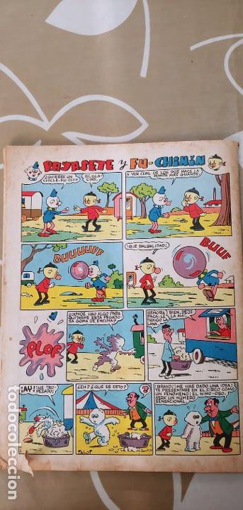 Tebeos: Lote de 83 números de la revista Pumby entre 671 y 974 Editorial Valenciana con Extras y Almanaque - Foto 122 - 186148720