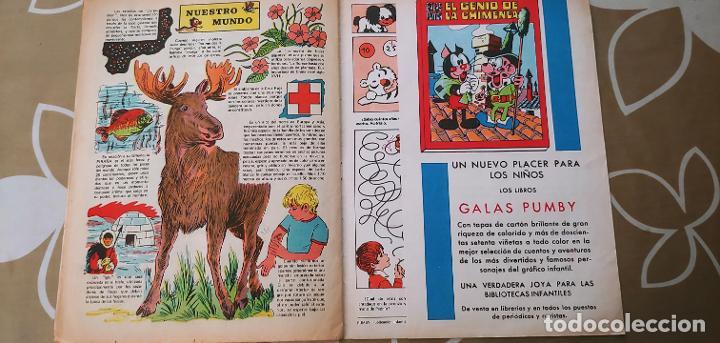 Tebeos: Lote de 83 números de la revista Pumby entre 671 y 974 Editorial Valenciana con Extras y Almanaque - Foto 133 - 186148720
