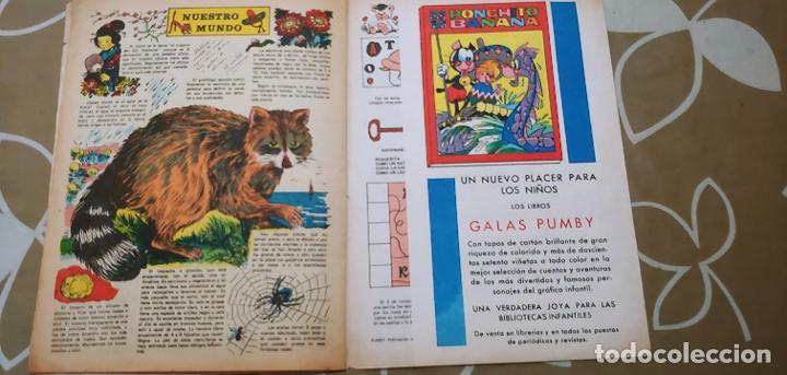 Tebeos: Lote de 83 números de la revista Pumby entre 671 y 974 Editorial Valenciana con Extras y Almanaque - Foto 158 - 186148720
