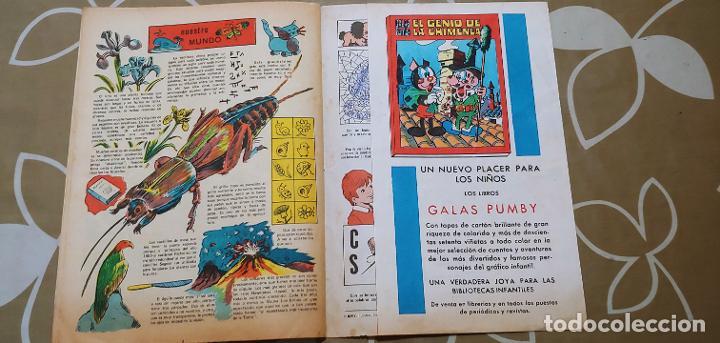 Tebeos: Lote de 83 números de la revista Pumby entre 671 y 974 Editorial Valenciana con Extras y Almanaque - Foto 183 - 186148720