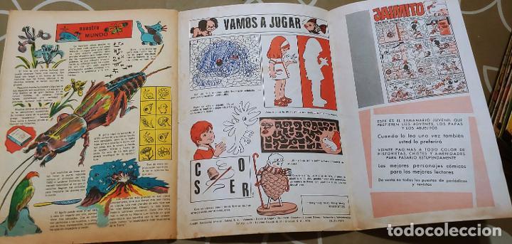 Tebeos: Lote de 83 números de la revista Pumby entre 671 y 974 Editorial Valenciana con Extras y Almanaque - Foto 184 - 186148720