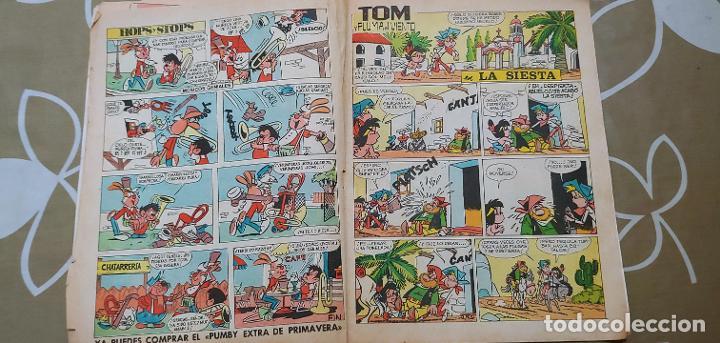 Tebeos: Lote de 83 números de la revista Pumby entre 671 y 974 Editorial Valenciana con Extras y Almanaque - Foto 193 - 186148720