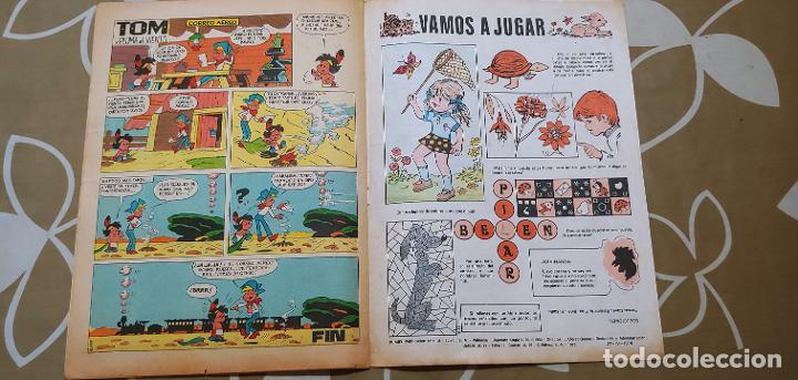Tebeos: Lote de 83 números de la revista Pumby entre 671 y 974 Editorial Valenciana con Extras y Almanaque - Foto 208 - 186148720