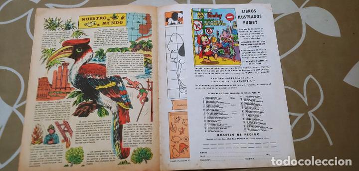 Tebeos: Lote de 83 números de la revista Pumby entre 671 y 974 Editorial Valenciana con Extras y Almanaque - Foto 232 - 186148720