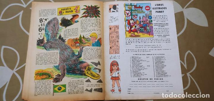 Tebeos: Lote de 83 números de la revista Pumby entre 671 y 974 Editorial Valenciana con Extras y Almanaque - Foto 246 - 186148720