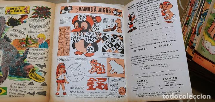 Tebeos: Lote de 83 números de la revista Pumby entre 671 y 974 Editorial Valenciana con Extras y Almanaque - Foto 247 - 186148720
