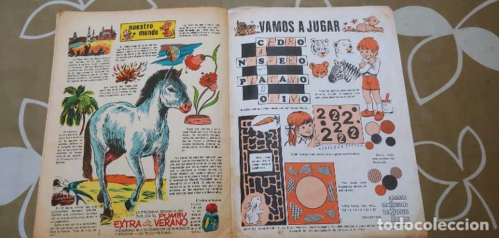Tebeos: Lote de 83 números de la revista Pumby entre 671 y 974 Editorial Valenciana con Extras y Almanaque - Foto 271 - 186148720