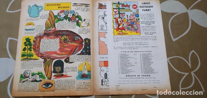Tebeos: Lote de 83 números de la revista Pumby entre 671 y 974 Editorial Valenciana con Extras y Almanaque - Foto 295 - 186148720