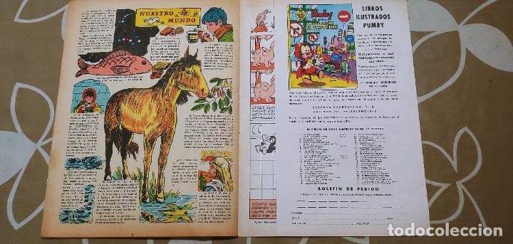 Tebeos: Lote de 83 números de la revista Pumby entre 671 y 974 Editorial Valenciana con Extras y Almanaque - Foto 320 - 186148720
