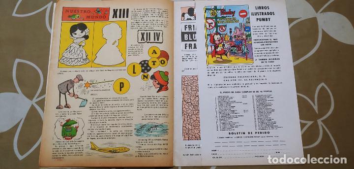 Tebeos: Lote de 83 números de la revista Pumby entre 671 y 974 Editorial Valenciana con Extras y Almanaque - Foto 357 - 186148720