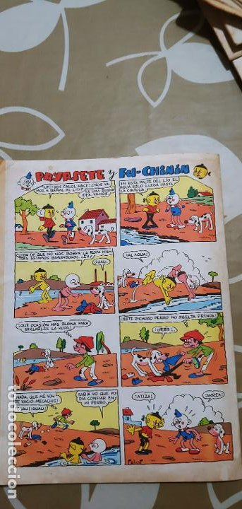 Tebeos: Lote de 83 números de la revista Pumby entre 671 y 974 Editorial Valenciana con Extras y Almanaque - Foto 359 - 186148720