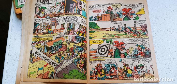 Tebeos: Lote de 83 números de la revista Pumby entre 671 y 974 Editorial Valenciana con Extras y Almanaque - Foto 396 - 186148720