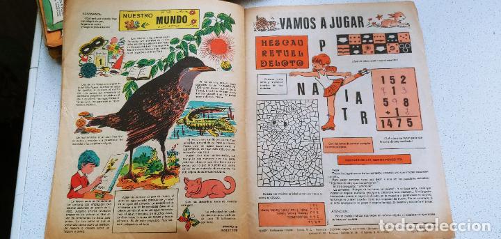 Tebeos: Lote de 83 números de la revista Pumby entre 671 y 974 Editorial Valenciana con Extras y Almanaque - Foto 400 - 186148720