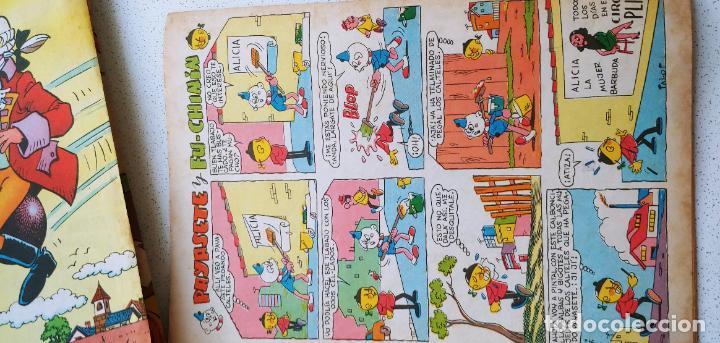 Tebeos: Lote de 83 números de la revista Pumby entre 671 y 974 Editorial Valenciana con Extras y Almanaque - Foto 413 - 186148720