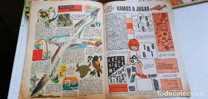 Tebeos: Lote de 83 números de la revista Pumby entre 671 y 974 Editorial Valenciana con Extras y Almanaque - Foto 424 - 186148720