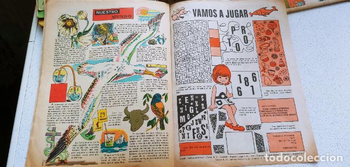 Tebeos: Lote de 83 números de la revista Pumby entre 671 y 974 Editorial Valenciana con Extras y Almanaque - Foto 425 - 186148720