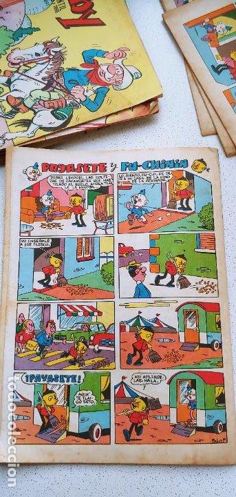 Tebeos: Lote de 83 números de la revista Pumby entre 671 y 974 Editorial Valenciana con Extras y Almanaque - Foto 439 - 186148720