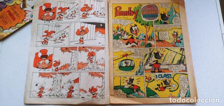 Tebeos: Lote de 83 números de la revista Pumby entre 671 y 974 Editorial Valenciana con Extras y Almanaque - Foto 442 - 186148720