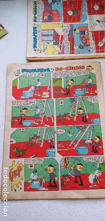 Tebeos: Lote de 83 números de la revista Pumby entre 671 y 974 Editorial Valenciana con Extras y Almanaque - Foto 464 - 186148720