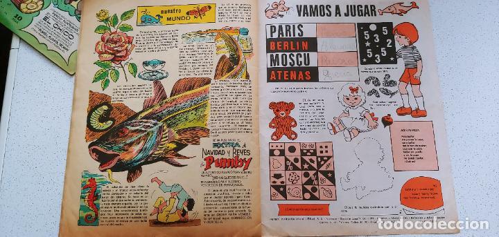 Tebeos: Lote de 83 números de la revista Pumby entre 671 y 974 Editorial Valenciana con Extras y Almanaque - Foto 475 - 186148720
