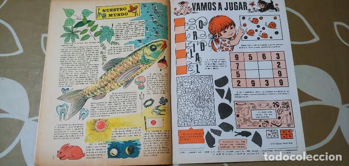 Tebeos: Lote de 83 números de la revista Pumby entre 671 y 974 Editorial Valenciana con Extras y Almanaque - Foto 487 - 186148720